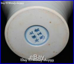 11 Top Enamel Porcelain Words Tree Magpie Swallow Bird Vase Bottle Jar Pair
