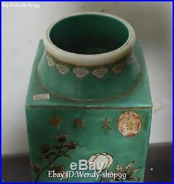 19 Unique Color Porcelain Magpie Bird Flower Vase Bottle Flask Pot Jardiniere