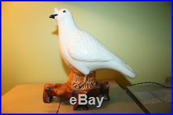 Antique 19th century Chinese Export Porcelain Bird Figure