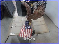 Boehm patriot Eagle Statue