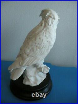 Vintage Kaiser Bavaria German Porcelain Eagle Figure Statue #788/7500 9.5 C11